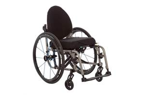 2GX BOX FRAME FOLDING MANUAL WHEELCHAIR