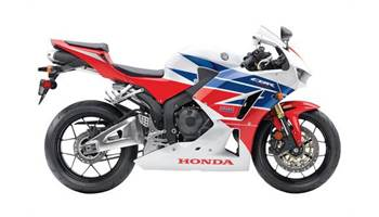 2013 CBR600RR White/Blue/Red