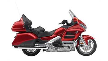 2013 Gold Wing Audio Comfort Navi XM ABS