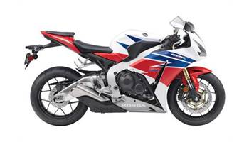 2013 CBR1000RR White/Blue/Red
