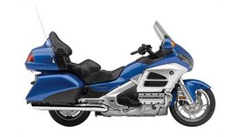 2013 Gold Wing Airbag