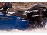 Stock Image: Mercury Power up to 150HP