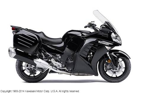 2014 Concours® 14 ABS