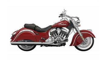 2014 Chief Classic, Indian Red, 49st