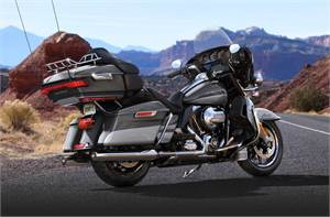 FLHTK Electra Glide® Ultra Limited - Two-Tone