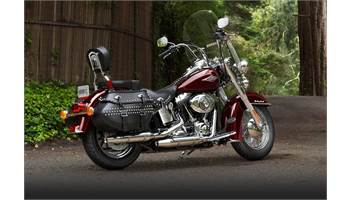 2014 FLSTC Heritage Softail® Classic - Color Option