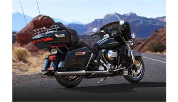 2014 Electra Glide - Ultra Limited