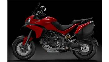 2014 Multistrada 1200 S Touring