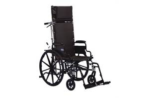 9000 XT RECLINER WHEELCHAIR (MODEL: 9153638254)
