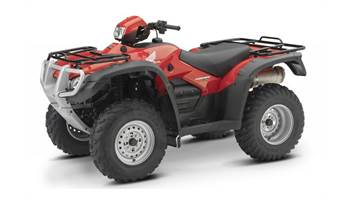 2007 FourTrax Foreman 4X4 ES (with power steering)