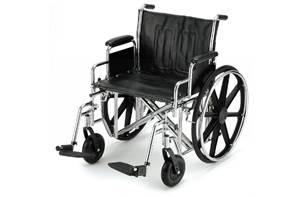 5220S/5240S SERIES STEEL WHEELCHAIRS