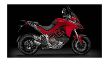 2015 Multistrada 1200 S - Red