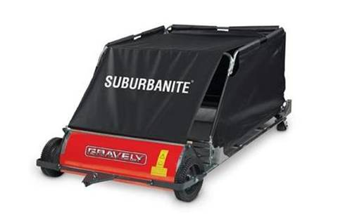 2014 Turf Sweeper - Suburbanite®