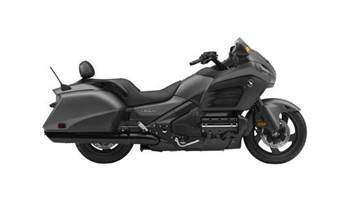 2015 Gold Wing F6B Deluxe