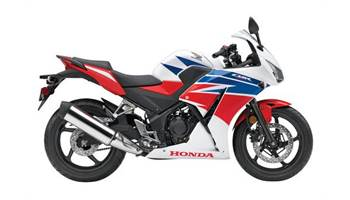 2015 CBR300R - Pearl White/Red/Blue