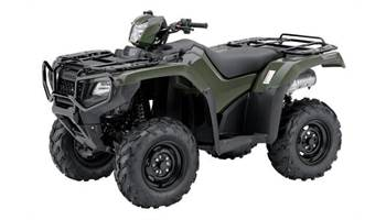 2015 FourTrax Foreman Rubicon - 4x4 Automatic DCT