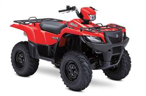 KingQuad 750AXi Power Steering
