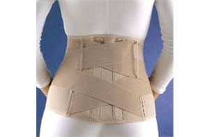SOFT FORM® LUMBAR SACRAL SUPPORT, CONTOURED STAYS