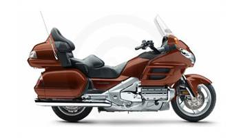 2007 Gold Wing Airbag