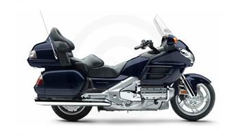 2007 Gold Wing Audio / Comfort / Navi