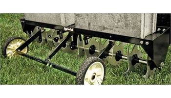 "2014 40"" Turf Shark™ Curved Blade Aerator"