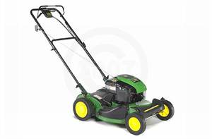 JS20 Walk-Behind Mower