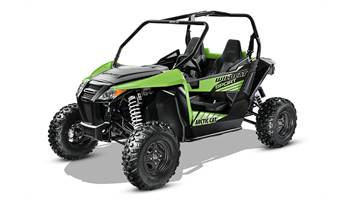 2015 Wildcat Sport Lime Green