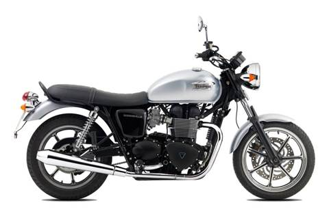 2015 Bonneville - Single Color