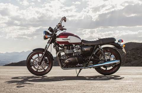 2015 Bonneville Newchurch Special Edition