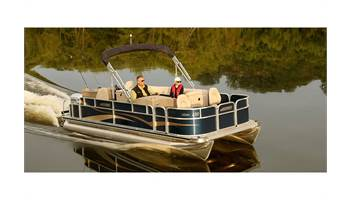 2015 Allure with Fish Package 220