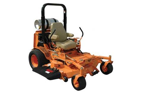 "2015 52"" Turf Tiger™ with Kohler Propane Engine"