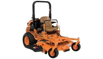 "2015 72"" Turf Tiger™ with 25HP Kubota Diesel Engine"