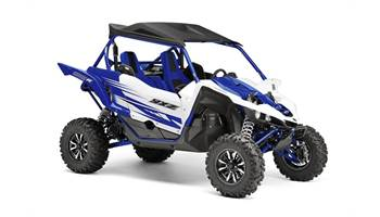 2016 YXZ1000R - Racing Blue/White w/Suntop