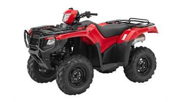 2016 FOURTRAX FOREMAN RUB