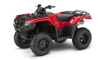 2016 FourTrax Rancher 4x4 (TRX420FA5)