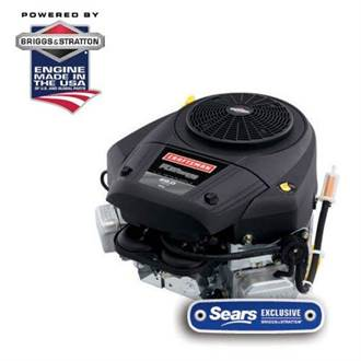 2015 Platinum Series™ (V-Twin) 22.00 Gross HP