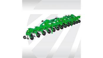 2015 LC40-1240 Lister Cultivator