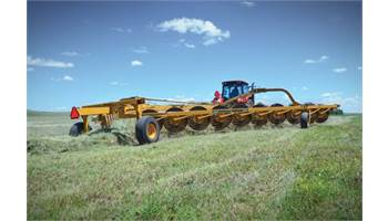 2015 VR2040 High-Capacity Wheel Rake