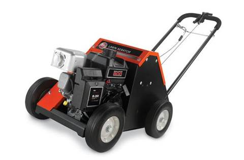 2015 8.00 FPT Lawn Aerator, Electric-Start