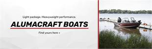 Alumacraft Boats: Click here to view the models.