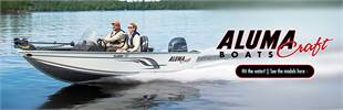 Alumacraft Boats: Click here to see the models.