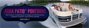 Click here to view Aqua Patio® pontoons.