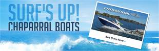 Chaparral Boats: Click here to view the models.