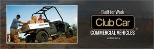 Club Car Commercial Vehicles: Click here to view the models.