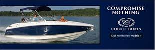 Click here to view Cobalt boats.