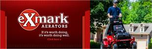 Click here to view our selection of Exmark aerators!