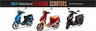 Genuine Scooters: Click here to view the models.
