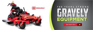 Gravely Equipment: Click here to view our showcase!