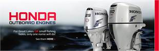 Honda Outboard Engines: Click here to view the showcase!