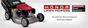 Click here to view Honda lawn mowers.